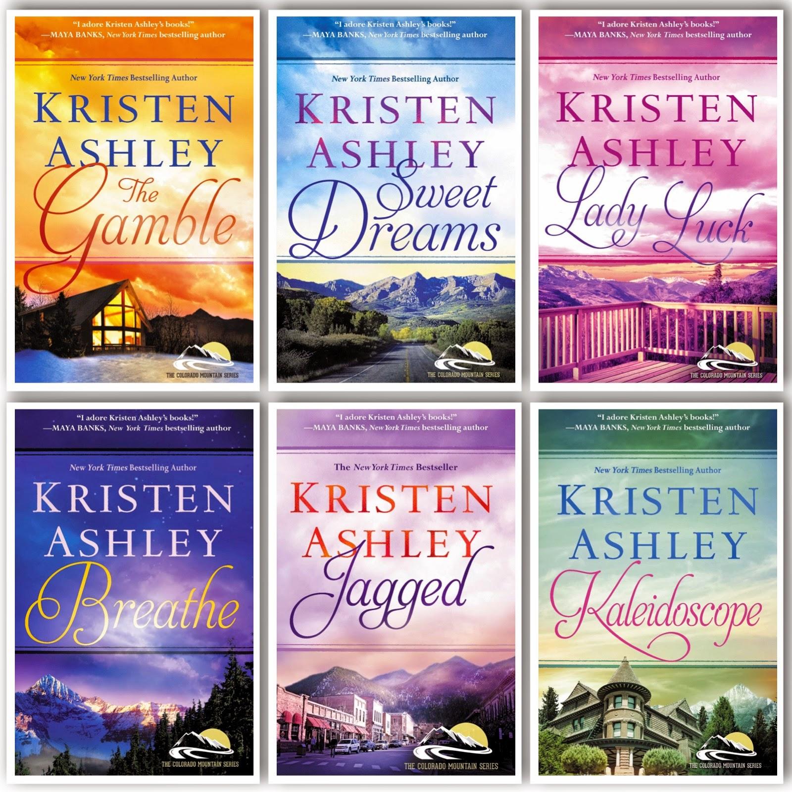 Review: Colorado Mountain Series By Kristen Ashley